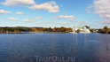 Городское озеро в Парковой зоне г.Горячего Ключа
