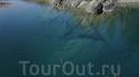 бирюзовое озеро...
