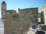Крепость Ени-Кале у самого синего  моря