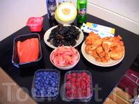 Экерберпаркен значился первым пунктом нашего путешествия,а после него мы поехали в свои апартаменты на обед,пробовать свежие норвежские продукты.