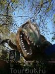 приглашаем  в парк  динозавров