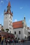 Фотография Старая Ратуша в Мюнхене