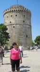 Салоники, белая башня - символ города