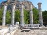 Приена, руины храма