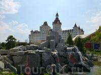 Отель Богатырь в Сочи-парке