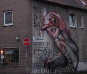 Граффити очаровало!