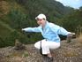 Страшно! Обрыв! В походе по горам.