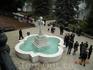 фонтанчик со святой водой