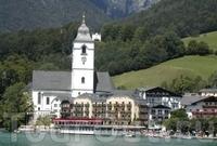 Церковь Св. Вольфганга в Инсбруке