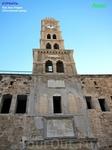 Часовая башня в Хан Аль-Умдан