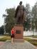 Памятник А.Невскому-небесному покровителю города.