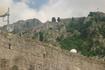 г.Котор. Фрагмент древних крепостных стен