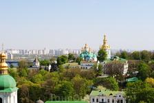 Просто вид Киева