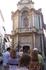 """Часовня Богоматери Розарио.1655-1656г.г. постройки.Фреска  Франческо Феличиати украшает фасад часовни,которая находится в контраде """"Улитка""""."""