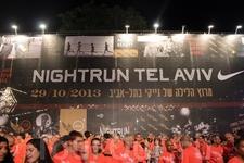 забег в Тель-Авиве