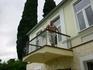 Наш балкончик. Двухэтажный корпус