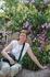 В саду среди орхидей и волшебства.Это я.