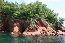 острова рядом с провинцией Краби