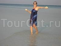Райский остров в Красном море...