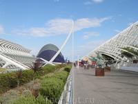 Валенсия - город, который стоит посетить