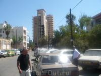 современные улицы Фамагусты