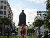 Памятник главарю колдунов