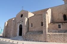 Древнеримская церковь в районе Ле-Панье