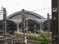 Крупнейший вокзал Европы