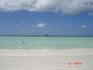 Самый туристический пляж Праслина Золотой берег