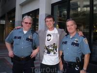 Полиция Сиэтла