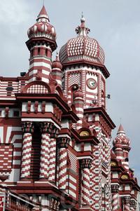 Мечеть Джами Уль Альфар
