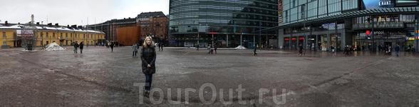 Добрый день, Хельсинки! Старый и новый! Все-таки, в большей степени, новый..