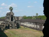 В Ангкор Вате