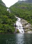 Водопады Гейрангера