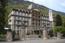 Туристическая Мекка кантона Берн. Гранд-отель Lindner Beau Rivage c крытым бассейном, рестораном и видом на швейцарские Альпы расположен в 5 минутах ходьбы от железнодорожного вокзала Интерлакен Ост.