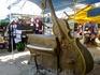 Все, что связано с музыкой - всегда и везде, даже на рынке)))