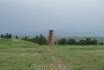 Башня Бурана находится в 10 км к югу от Токмака. Считается, что башня являлась частью минарета, и прежде была выше, чем в настоящее время... у киргизов ...