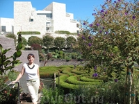 Музей, сад, в котором собраны растения, по-моему, со всего штата, фонтаны - излюбленное место для прогулок в выходной день