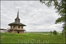 Троице-гледенский монастырь. Первое поселение новгородцев пришедших в это место .