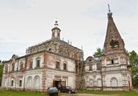 Сольвычегодская Спасообыденная церковь