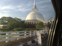 Тэмпл, он же Буддистский храм, она же Ступа!