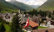 Швейцарская глубинка...