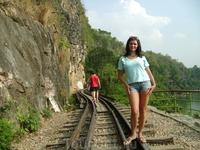 22 декабря 2010. Квай. Train & Death Railways.