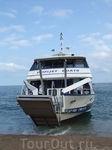 Путешествие на кораблике из Калельи в Тоссу де Мар и обратно. Кораблик