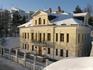 """Особняк 19 в.  Сюда Л. Толстой поместил в своем романе  госпиталь, в котором умирал А. Болконский. В городе дом называют """"Дом Болконского"""""""