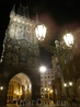 Пороховая башня  by night