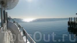Красивое лазурное море..)