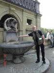 Кстати, всего в Берне около ста фонтанов, все они действующие, и во всех течет пригодная для питья горная вода.