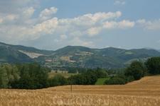 пейзажи Урбино