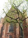 Одна из церквей Бремена